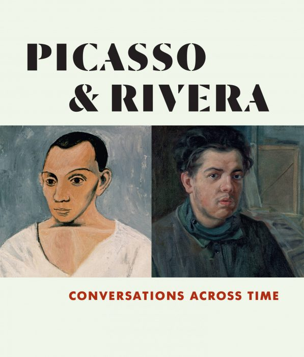 Cover for Picasso and Rivera: Conversations Across Time