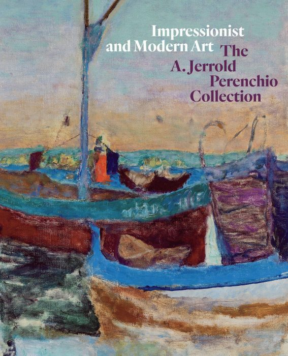 Cover for Impressionist and Modern Art: The A. Jerrold Perenchio Collection