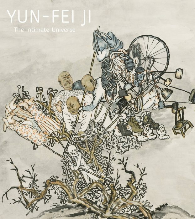 Cover for Yun-Fei Ji: The Intimate Universe