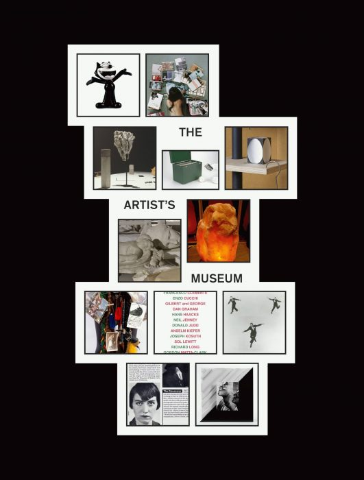 Cover for The Artist's Museum