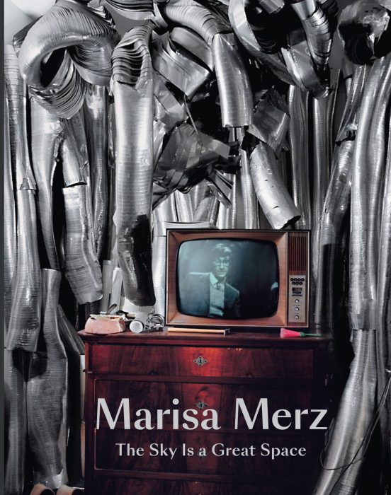 Cover for Marisa Merz: The Sky Is a Great Space
