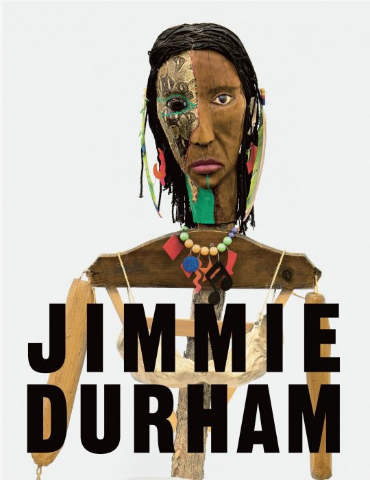 Cover for Jimmie Durham: At the Center of the World