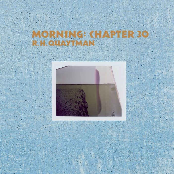 Cover for R. H. Quaytman: Morning: Chapter 30