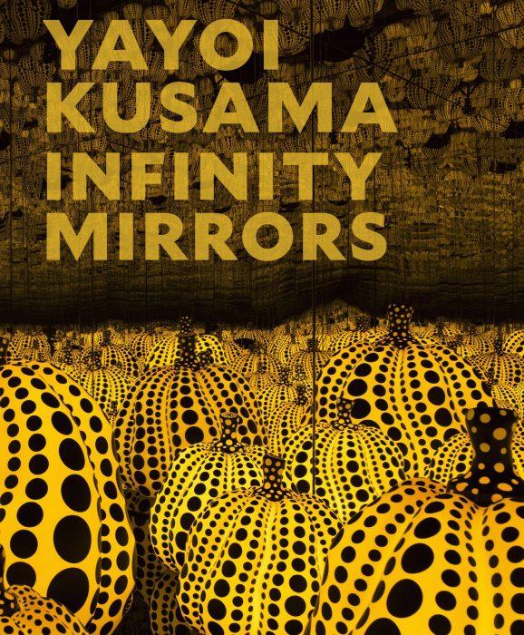 Cover for Yayoi Kusama: Infinity Mirrors