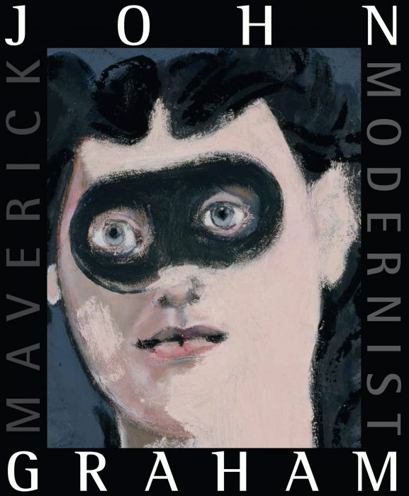 Cover for John Graham: Maverick Modernist