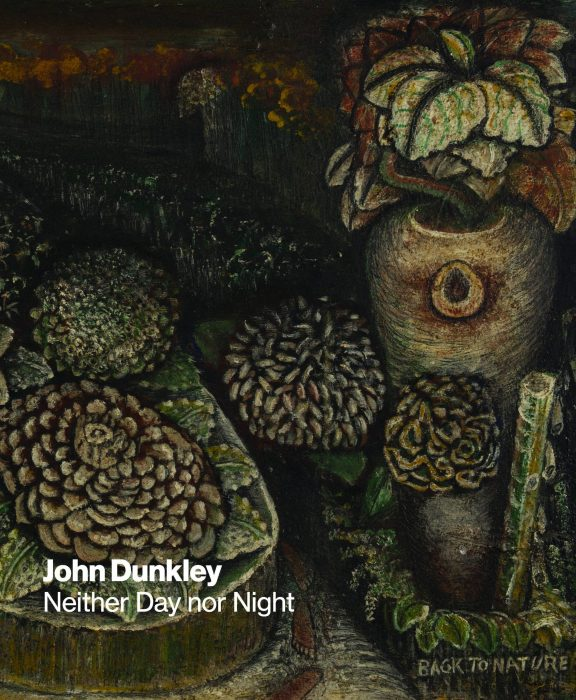 Cover for John Dunkley: Neither Day nor Night