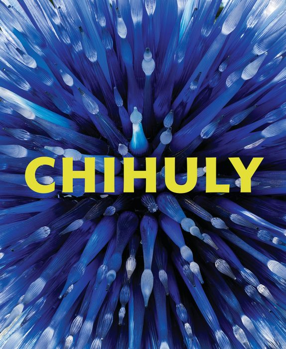 Cover for Chihuly