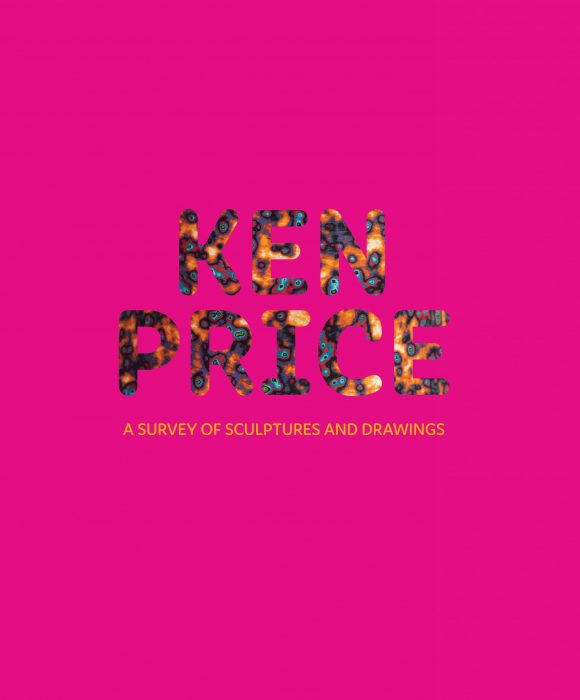 Cover for Ken Price: A Survey of Sculptures and Drawings