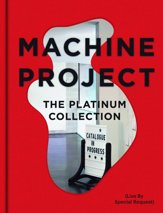Cover for Machine Project: The Platinum Collection