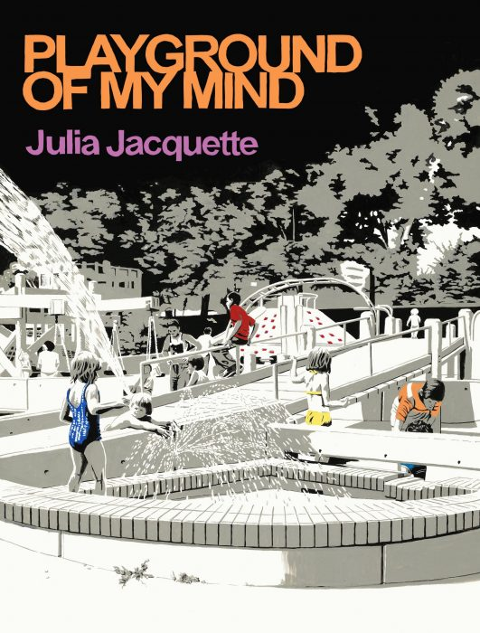Cover for Playground of My Mind