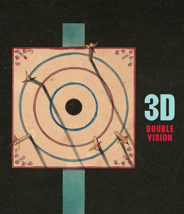 Cover for 3D: Double Vision