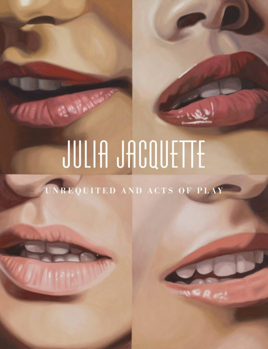 Cover for Julia Jacquette: Unrequited and Acts of Play