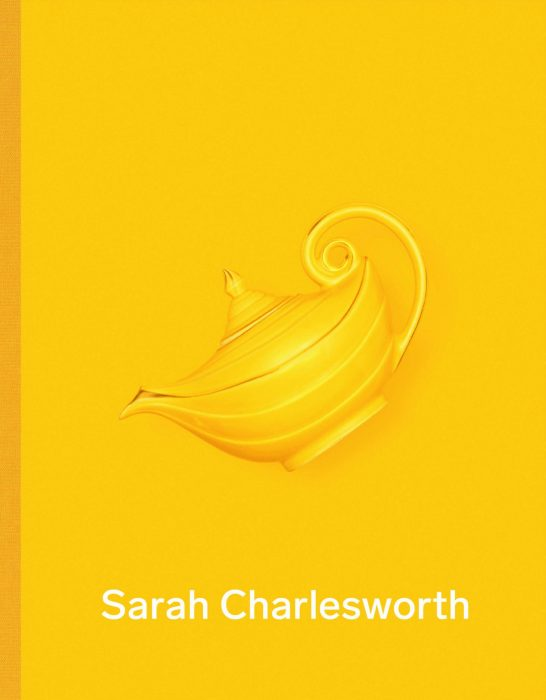 Cover for Sarah Charlesworth
