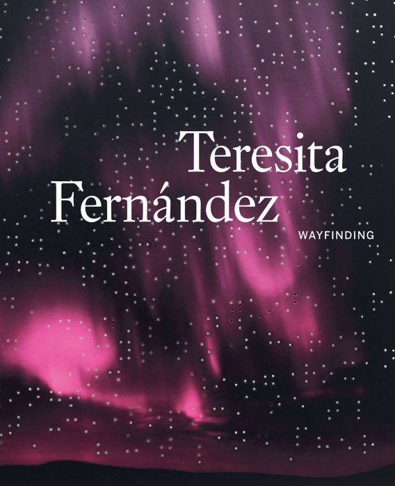 Cover for Teresita Fernández: Wayfinding