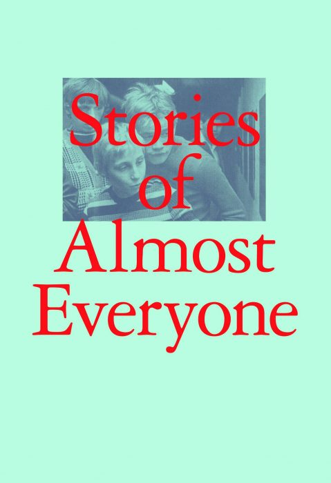 Cover for Stories of Almost Everyone