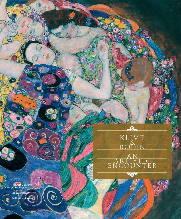 Cover for Klimt & Rodin: An Artistic Encounter