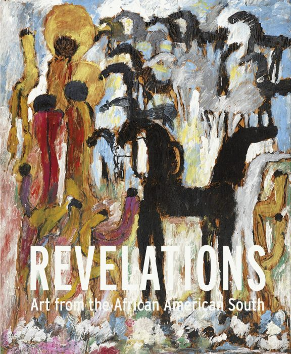 Cover for Revelations: Art from the African American South