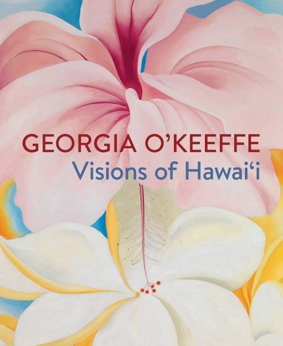 Cover for Georgia O'Keeffe: Visions of Hawai'i