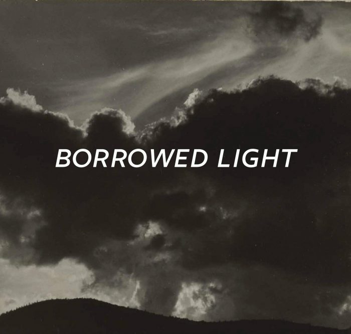 Cover for Borrowed Light: Selections from the Jack Shear Collection