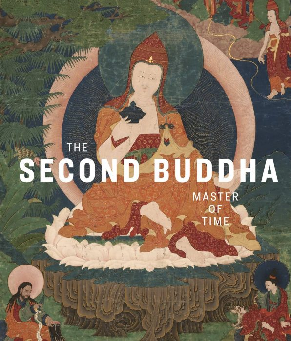 Cover for The Second Buddha: Master of Time
