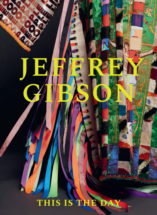Cover for Jeffrey Gibson: This Is the Day