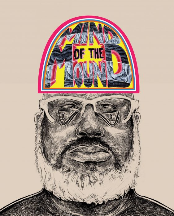 Cover for Trenton Doyle Hancock: Mind of the Mound: Critical Mass