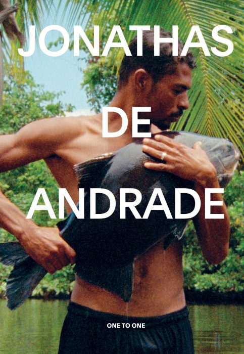 Cover for Jonathas de Andrade: One to One
