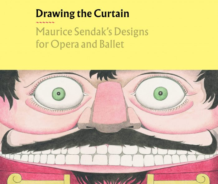Cover for Drawing the Curtain: Maurice Sendak's Designs for Opera and Ballet