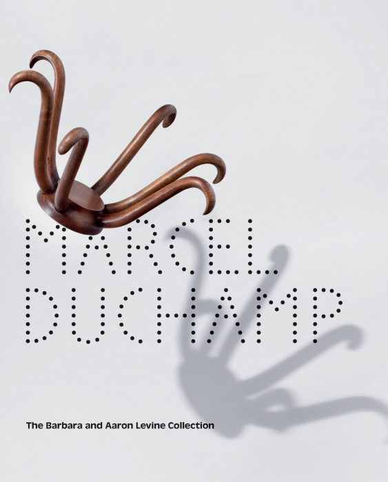 Cover for Marcel Duchamp: The Barbara and Aaron Levine Collection