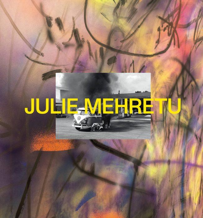 Cover for Julie Mehretu