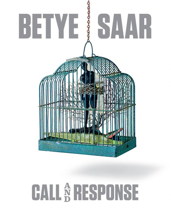 Cover for Betye Saar: Call and Response