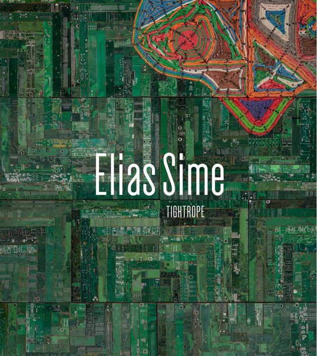 Cover for Elias Sime: Tightrope