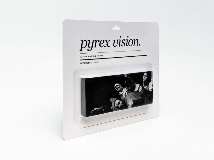 Cover for A Team With No Sport: Virgil Abloh Pyrex Vision Flip Book