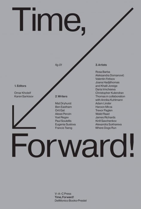 Cover for Time, Forward!