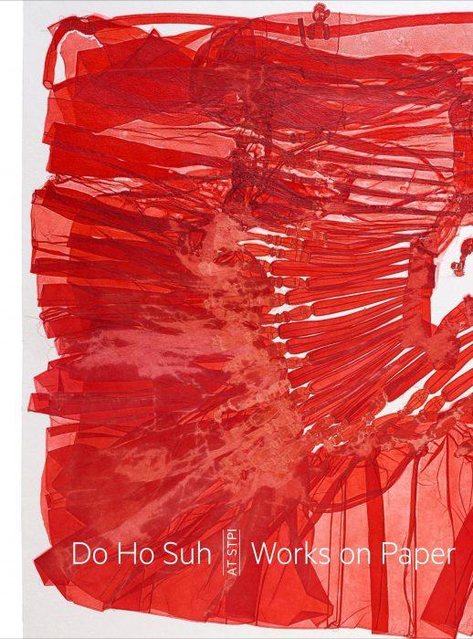 Cover for Do Ho Suh: Works on Paper at STPI