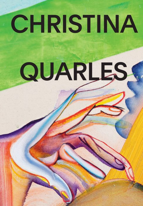 Cover for Christina Quarles
