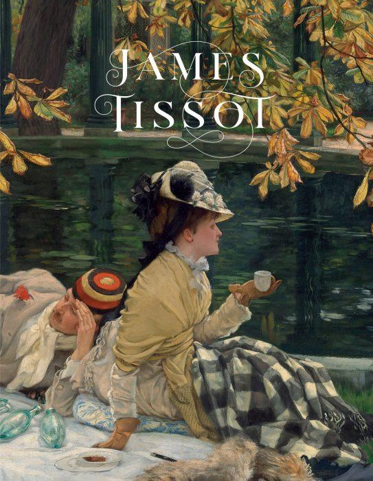 Cover for James Tissot
