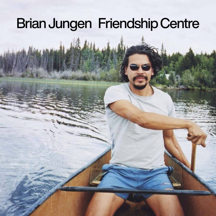 Cover for Brian Jungen: Friendship Centre