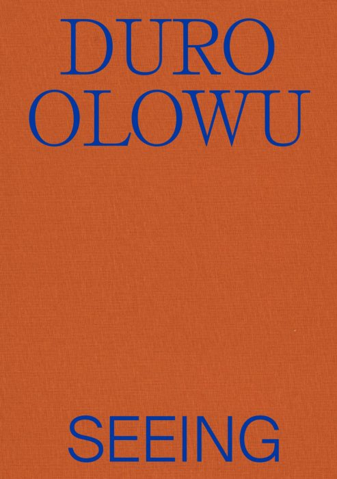 Cover for Duro Olowu: Seeing