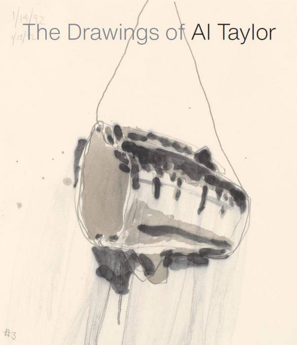 Cover for The Drawings of Al Taylor