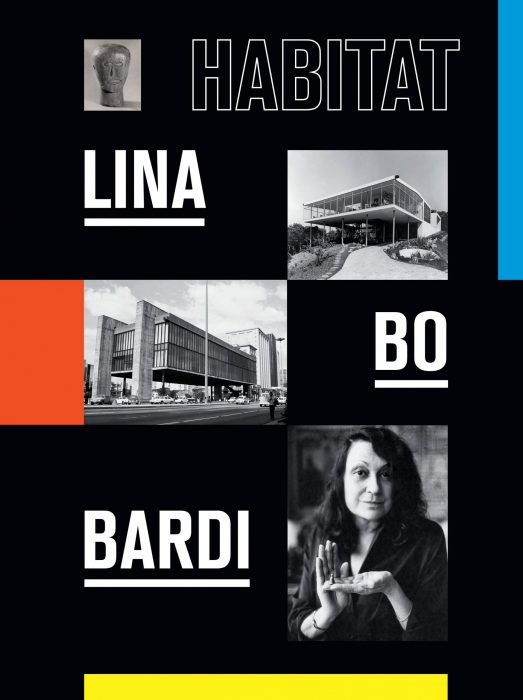 Cover for Lina Bo Bardi: Habitat