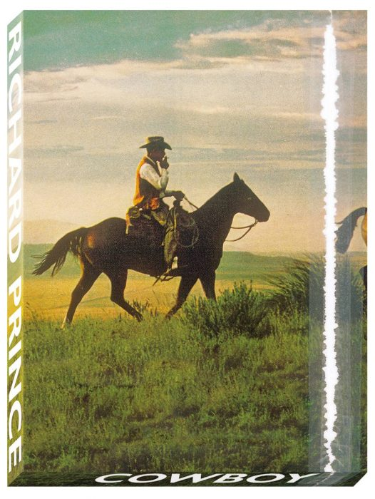 Cover for Richard Prince: Cowboy