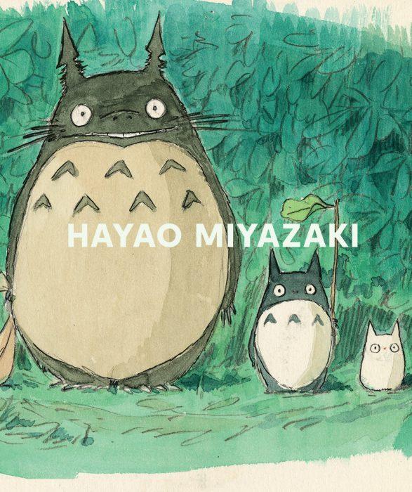 Cover for Hayao Miyazaki