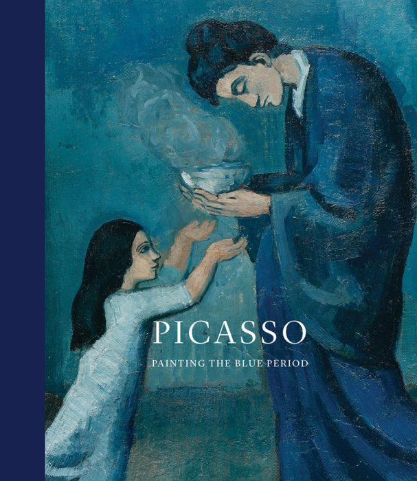 Cover for Picasso: Painting the Blue Period