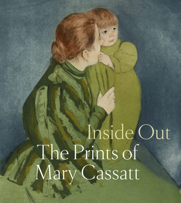 Cover for Inside Out: The Prints of Mary Cassatt