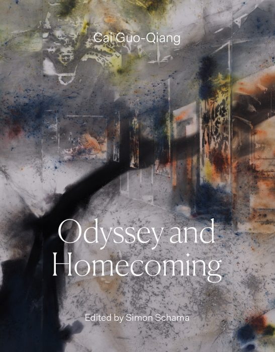 Cover for Cai Guo-Qiang: Odyssey and Homecoming