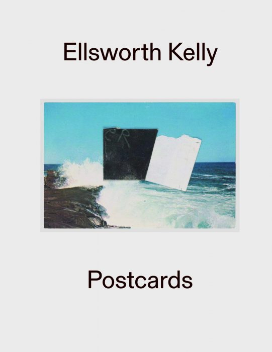 Cover for Ellsworth Kelly: Postcards