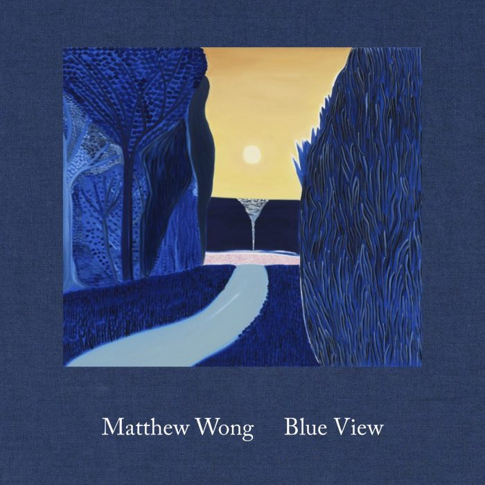Cover for Matthew Wong: Blue View