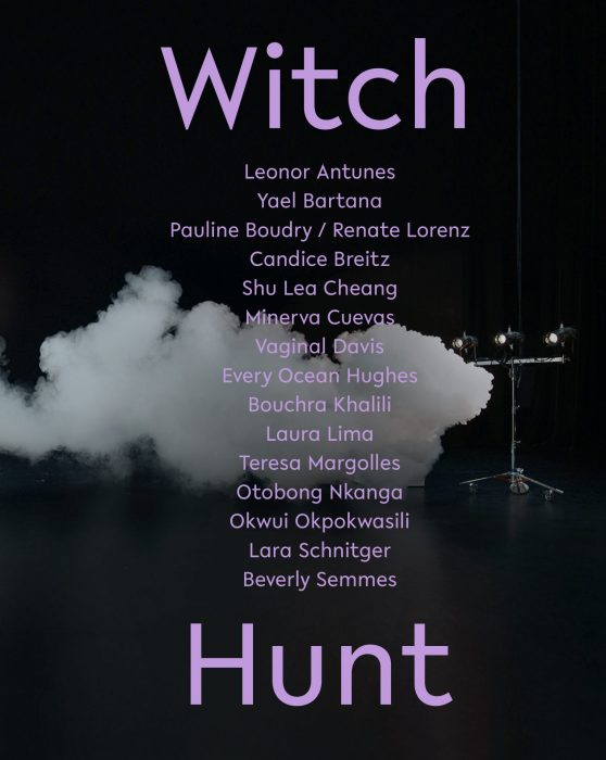Cover for Witch Hunt