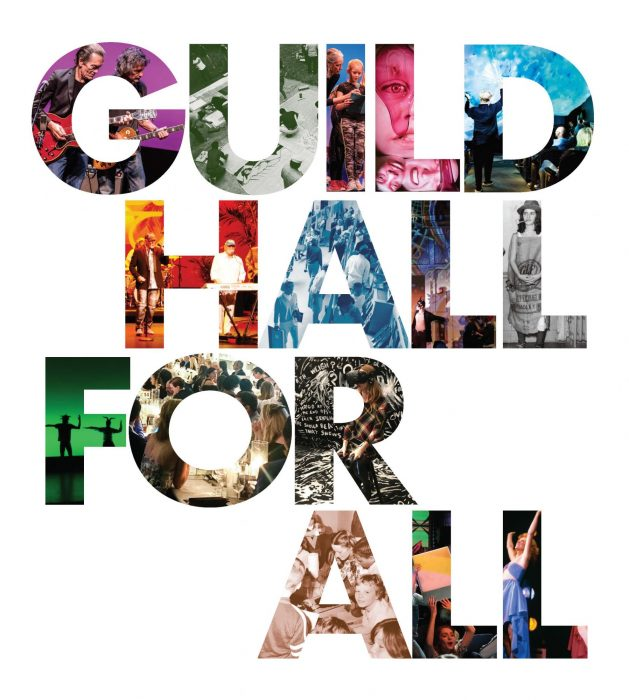 Cover for Guild Hall for All
